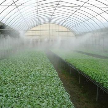 Увлажнение туманом теплиц Владикавказ